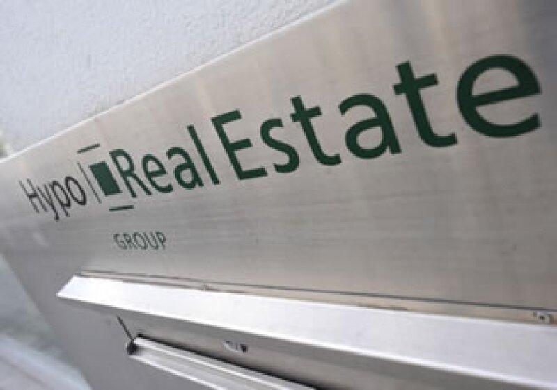 El prestamista nacionalizado Hypo Real Estate fue el único banco alemán en fallar la prueba de tensión. (Foto: AP)
