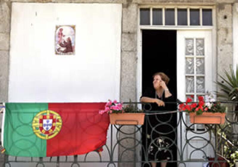 El Banco Central de Portugal prevé un crecimiento marginal del 0.6% para 2012. (Foto: AP)