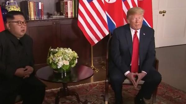 Estos son los momentos más sobresalientes de la cumbre en Singapur