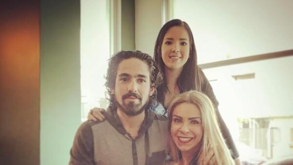 Familia de Rocío Sánchez Azuara