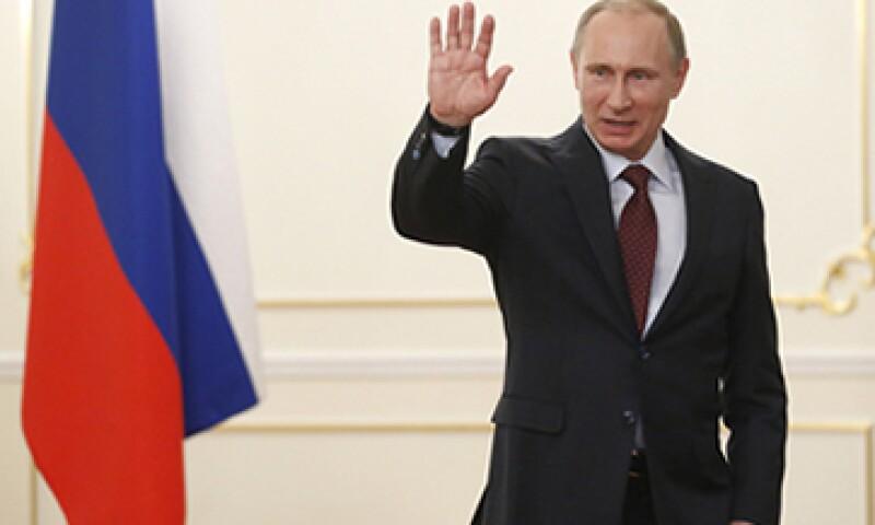 El PIB de Rusia cayó 0.5% anual durante este trimestre. (Foto: Reuters)