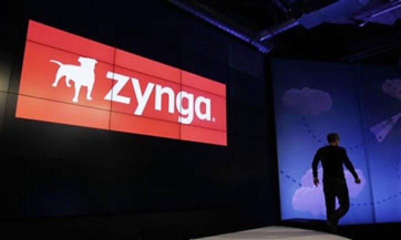 Las acciones de Zynga cayeron 75% durante 2012.  (Foto: AP)