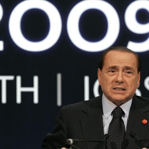 Apenas inició la reunión del G20 en Londres y el primer ministro de Italia, Silvio Berlusconi, ya anunció que habrá una nueva cumbre en Japón a finales del otoño.