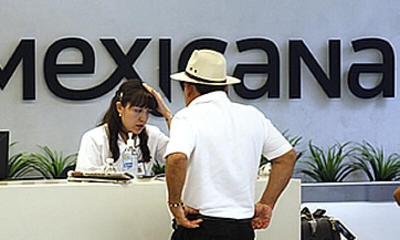 Mexicana dejó de operar desde finales de agosto del año pasado. (Foto: AP)