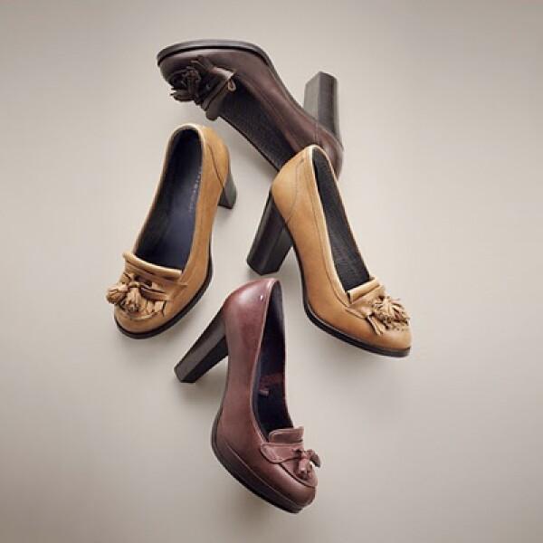 Para ellas, dos estilos diferentes de zapatillas listas para combinar con tu 'outift'.