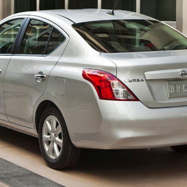 Con el lanzamiento de este nuevo modelo, Nissan Mexicana planea incrementar el volumen de sus ventas en el segmento en alrededor de 50%.