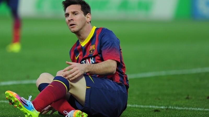 partido Barcelona Granada Messi