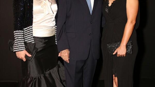 Sonia Santos, Ernesto Santos, Laura Manzo