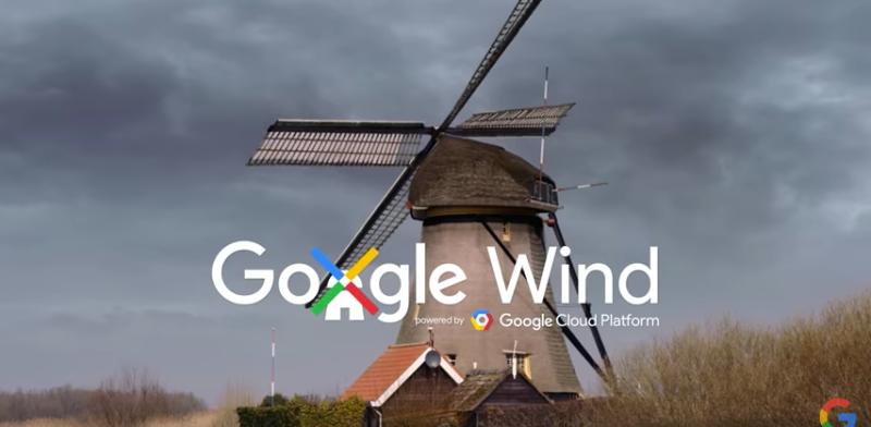 Google Viento