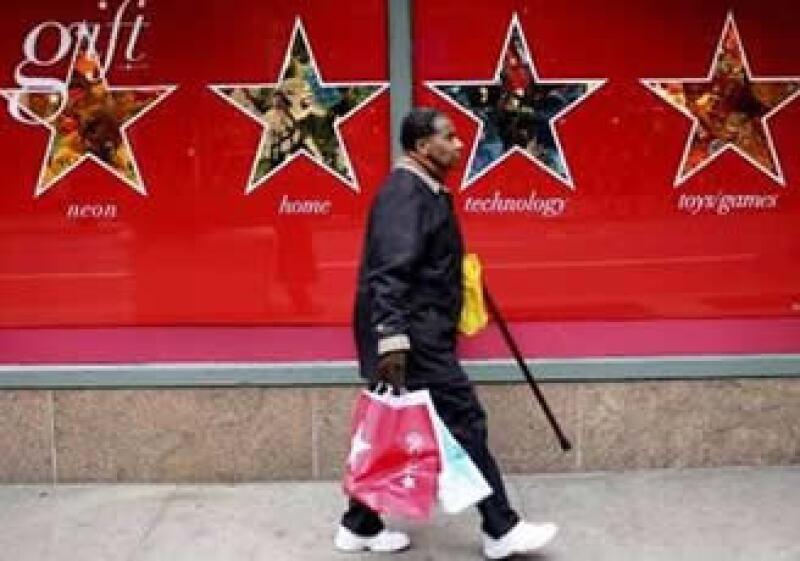 El consumo navideño alentó las ventas de las tiendas estadounidenses. (Foto: Reuters)