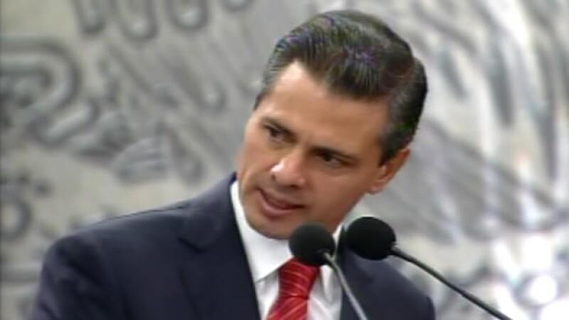Peña Nieto entrega el Premio Nacional del Deporte