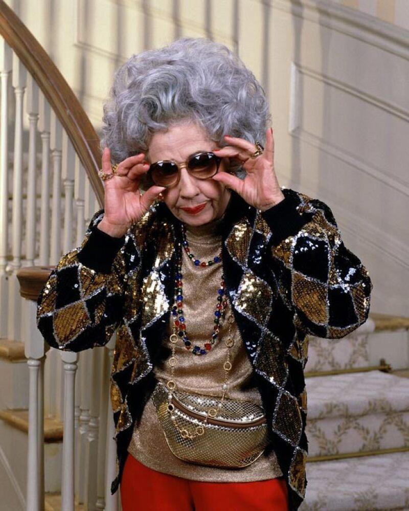 La actriz falleció ayer a los 87 años después de una larga batalla contra el cáncer de pulmón.