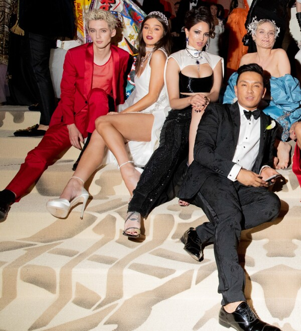 Heavenly Bodies: Fashion & The Catholic Imagination Costume Institute Gala - Departures