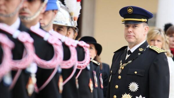 El Príncipe Alberto encabezó las celebraciones por el Día Nacional de Mónaco.