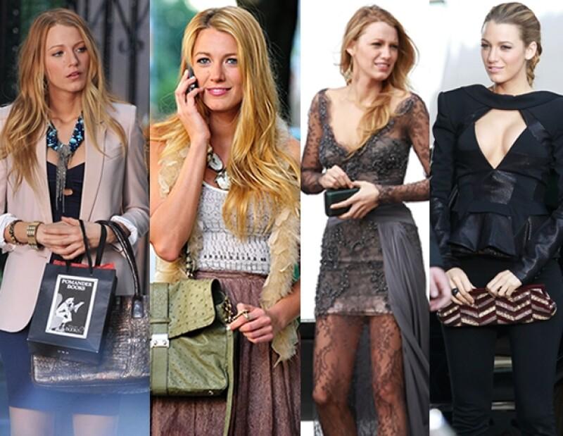 El estilismo de la serie se ha convertido en un excelente referente de moda para todo tipo de estilos.