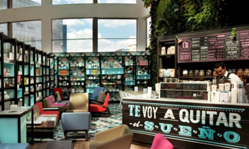La cadena espera abrir 25 establecimientos por año hacia el 2018 en México, cada unidad implica una inversión de 3 a 4 millones de pesos. (Foto: tomada de la página de internet de Cielito Querido Café)
