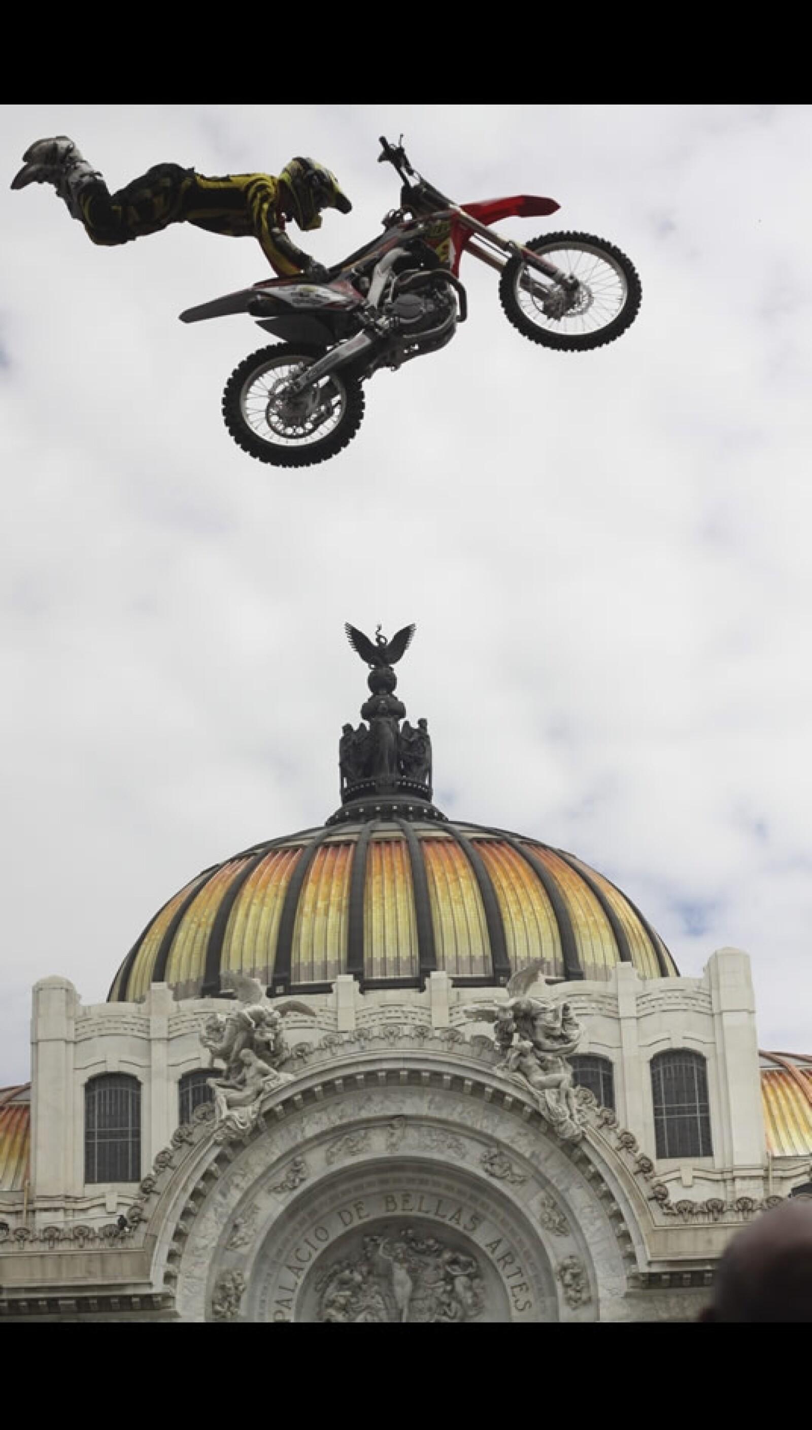 El mexicano Érick Ruiz y el chileno Javier Villegas