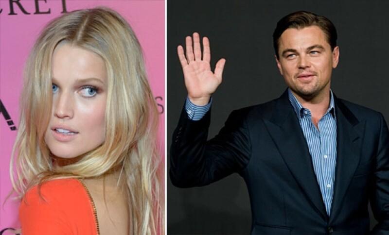 Según información proporcionada por E! News, el actor podría haber iniciado un nuevo romance con la modelo de Victoria&#39s Secret.