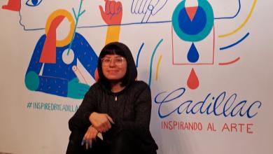 Pamela Medina  Design Week Cadillac