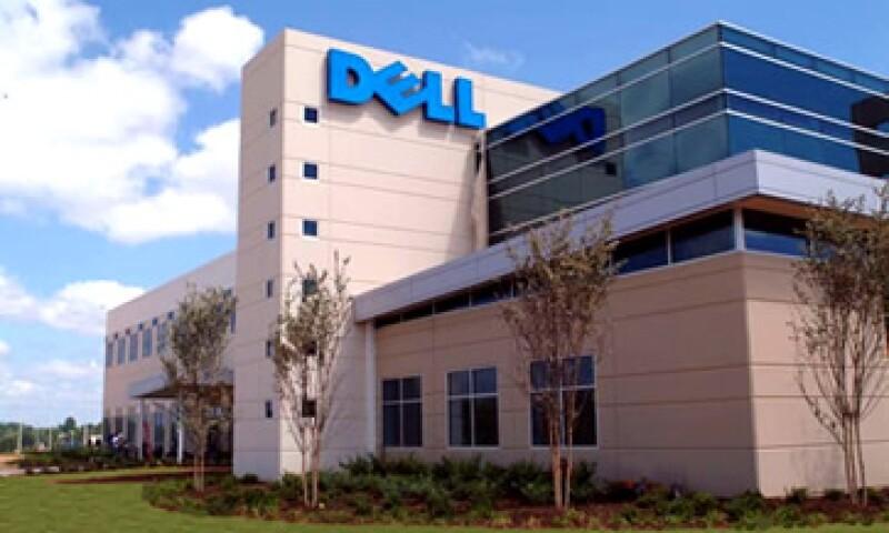Dell está en tercer lugar como fabricante de PCs, detrás de HP y Lenovo. (Foto: Cortesía Dell)