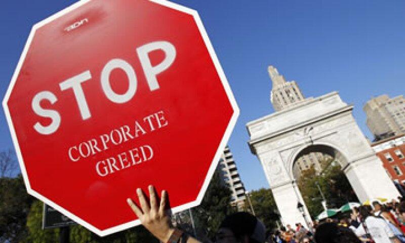 Unos 50 manifestantes en Boston fueron detenidos por desobedecer las órdenes de la Policía. (Foto: Reuters)