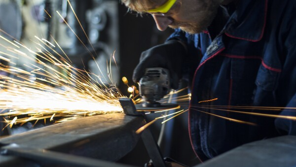 AK Steel sufrió una baja en sus acciones debido a la baja demanda de acero. (Foto: Getty Images)