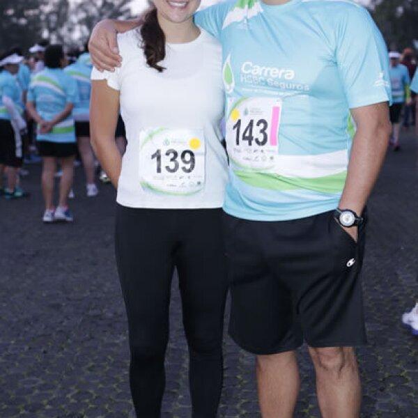 Mariana y Armando Rocha