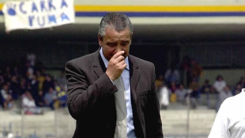 José Luis Trejo pumas