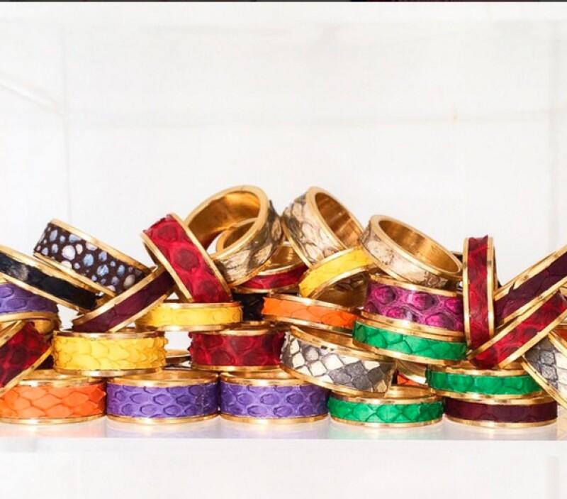 Conoce la colección de joyería en sus puntos de venta.