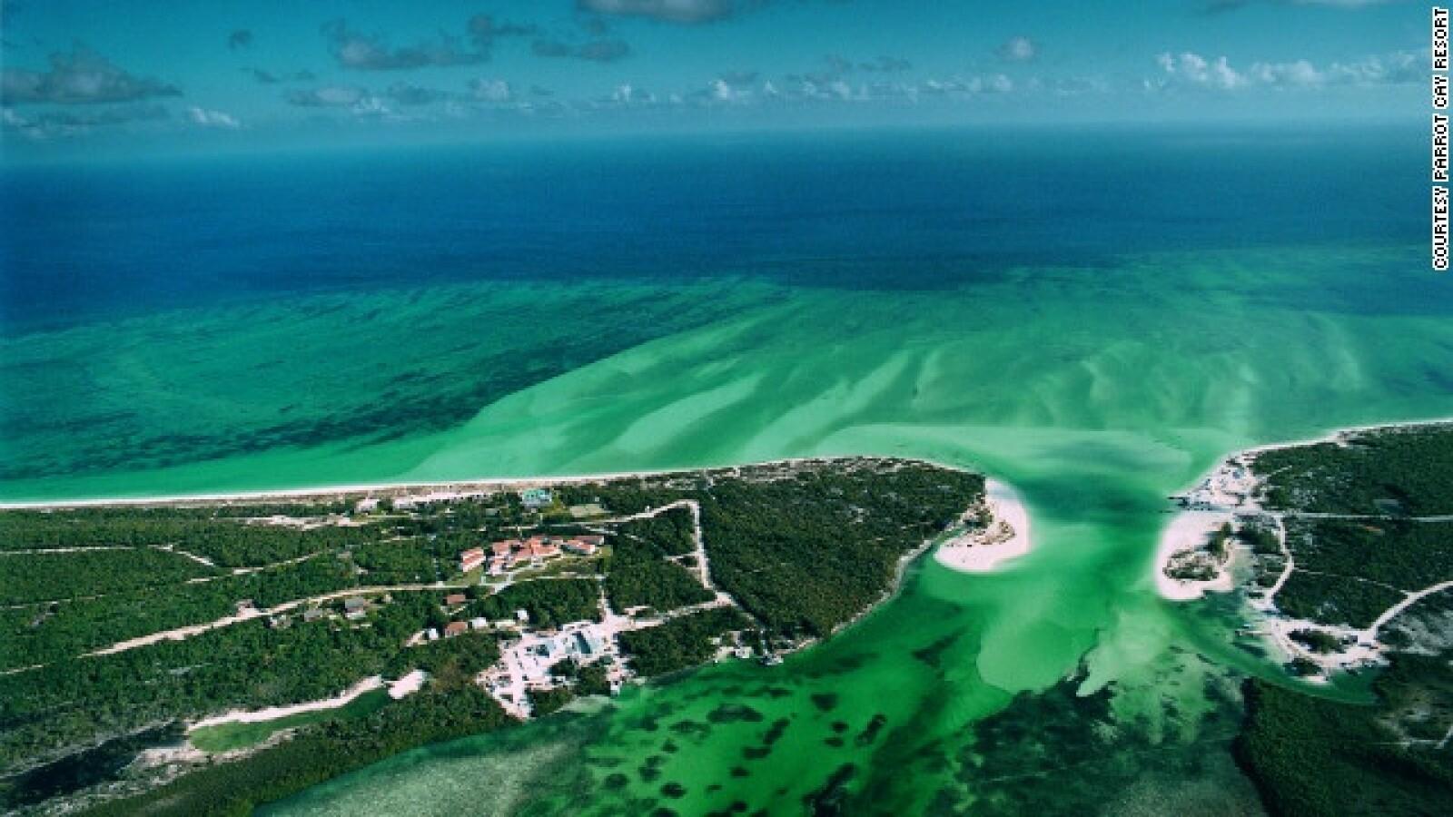 Parrot Cay Resort, Turks & Caicos Islands