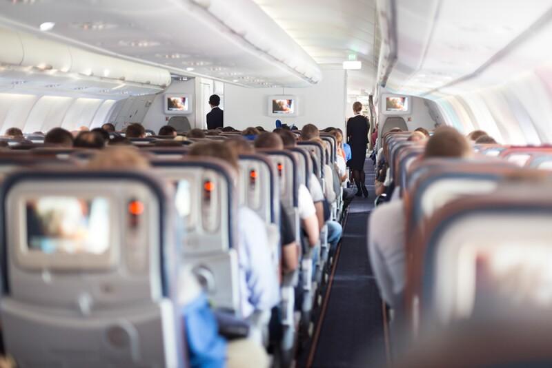 vuelos incómodos