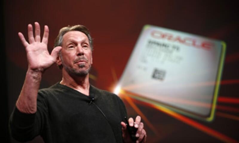 Ellison acusó a Google de usar el lenguaje de programación Java de Oracle. (Foto: Reuters)