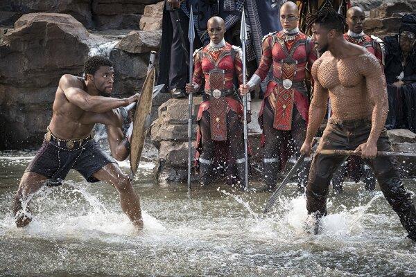 Black Panther tecnología
