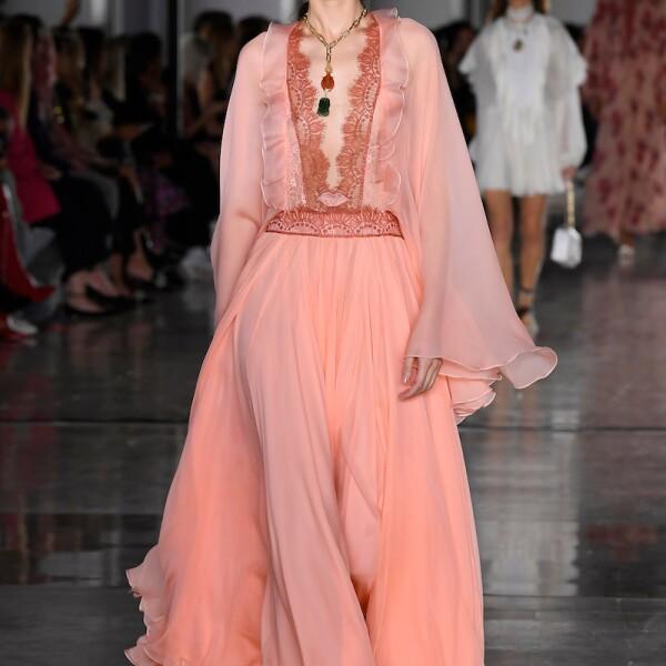 Giambattista Valli show, Runway, Spring Summer 2019, Paris Fashion Week, France - 01 Oct 2018