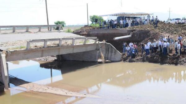 Inundaci�n Tamaulipas