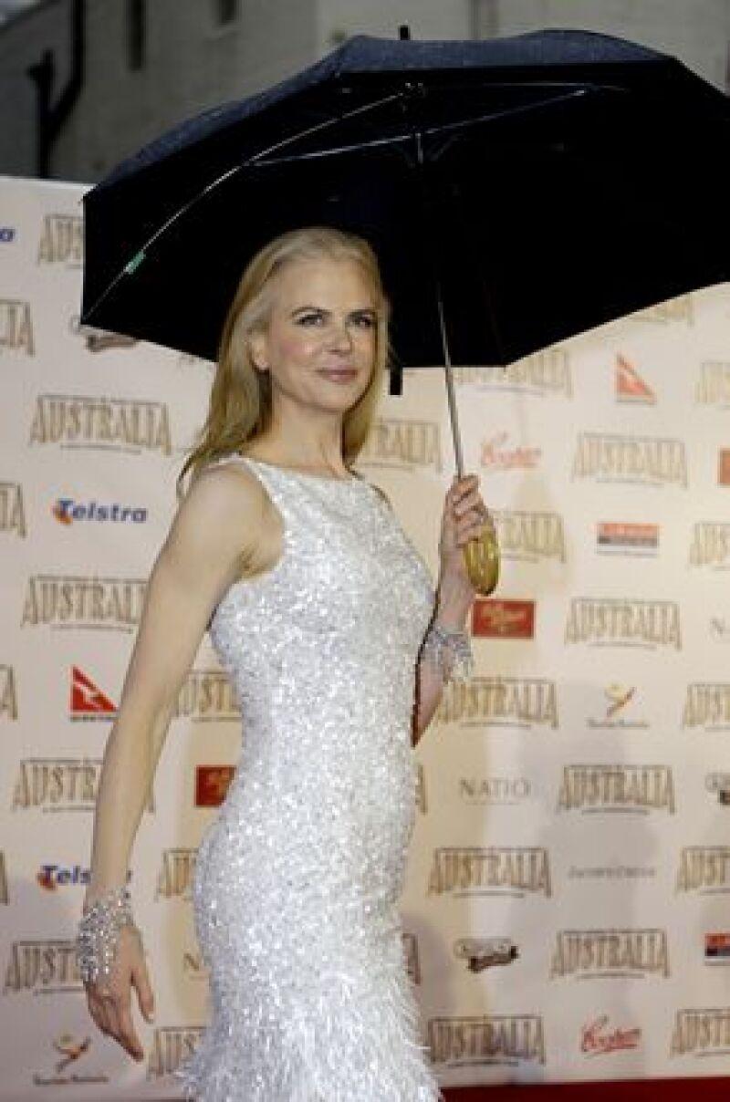 La australiana confesó que no tiene claro su futuro en la pantalla grande pues sus últimos trabajos han sido un fracaso y lo cierto es que desea tener más hijos.
