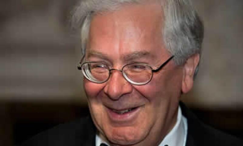 Mervyn King señaló que está trabajando con el ministro George Osborne. (Foto tomada del sitio CNNMoney.com)