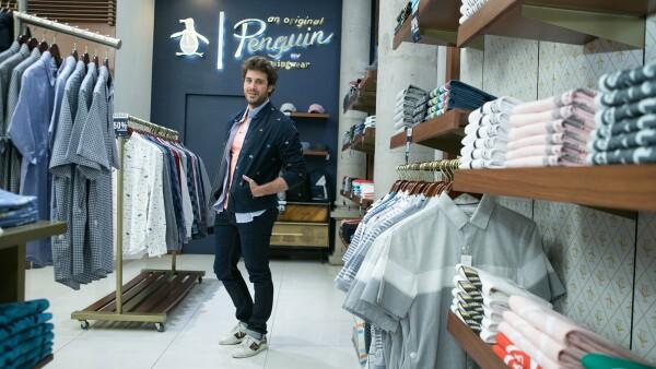 El guapo Lamb García nos reveló sus style favourites
