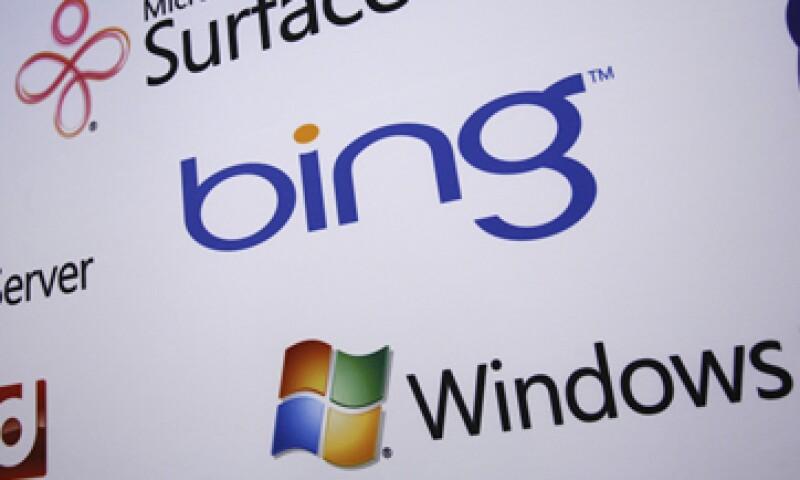Microsoft utiliza la tecnología en sistemas que generan anuncios de publicidad y vínculos asociados para los usuarios del motor de búsqueda. (Foto: AP)