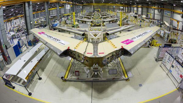 La producción de aviones comerciales de Airbus enfrenta una reducción de 40%