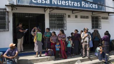 Unicef migrantes México menores separados familias
