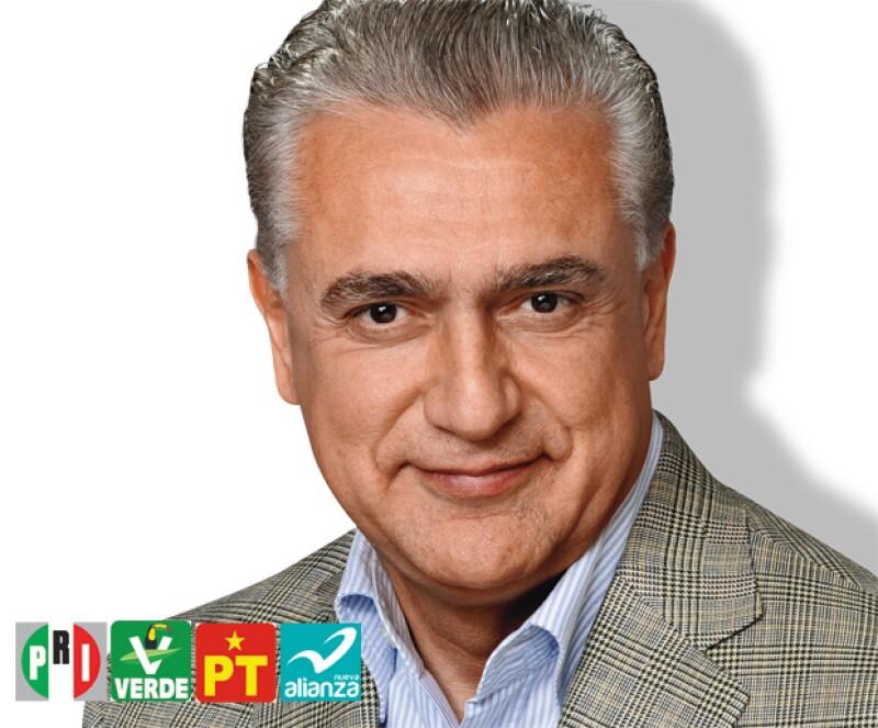 Enrique Serrano Escobar.