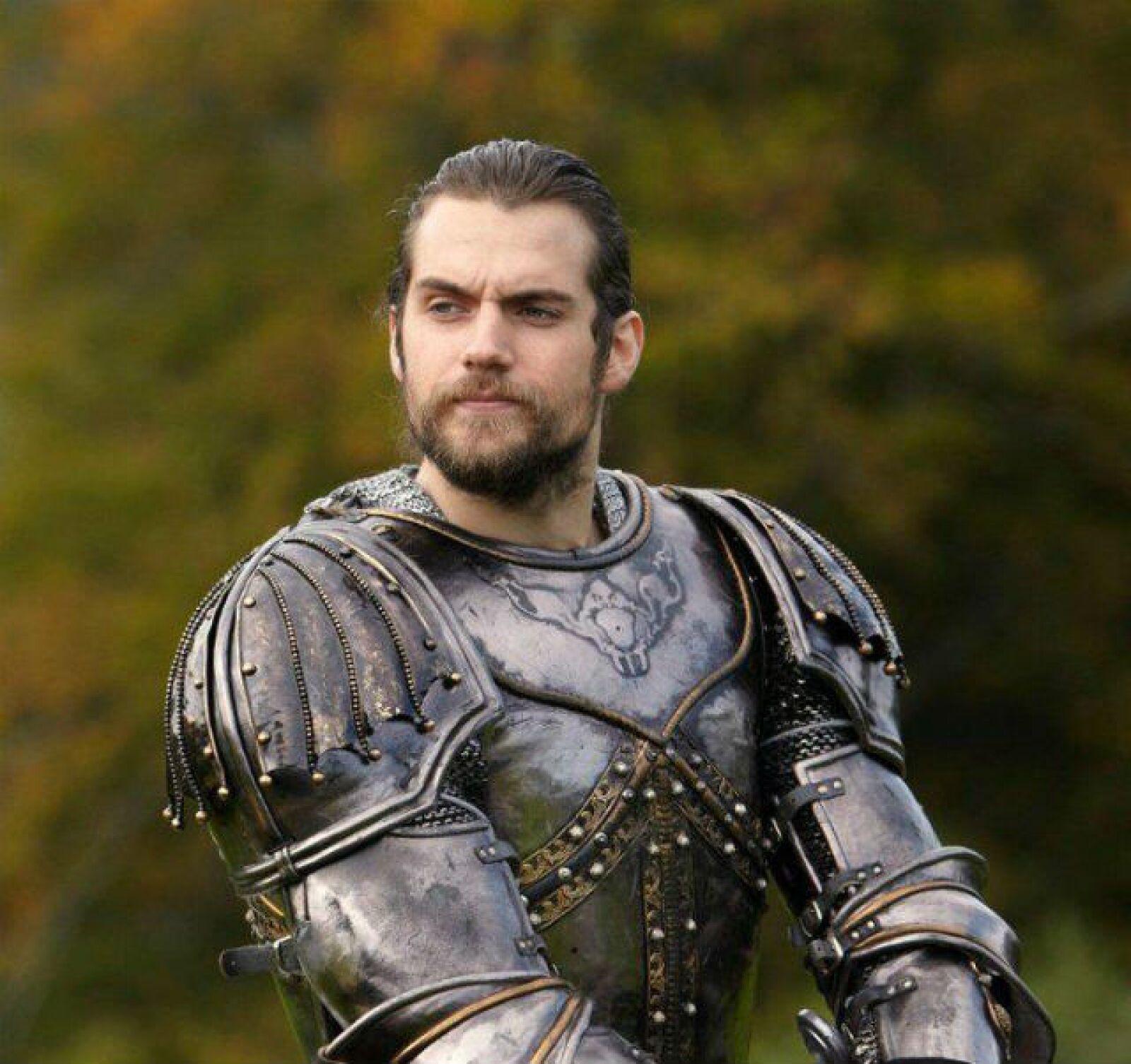 El actor en una escena de la cuarta temporada de The Tudors.
