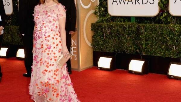 Kerry Washington, Olivia Wilde y Drew Barrymore lucieron un accesorio especial en la alfombra roja, sus pancitas de embarazadas. ¿Cómo lo hizo cada una?