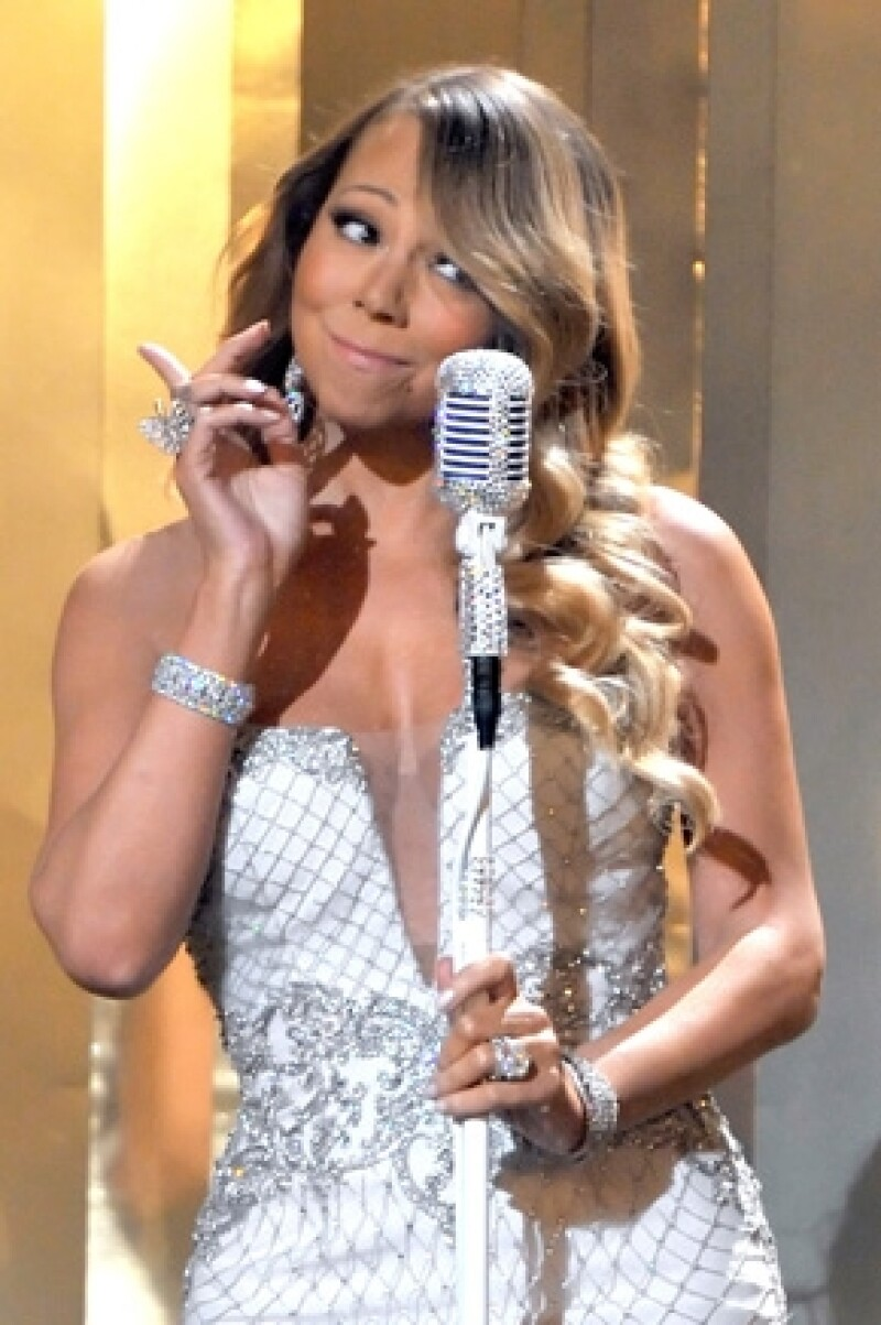 El domingo pasado la cantante se cayó cuando grababa el video Beautiful y aunque estuvo unas horas en el hospital, Mariah ya se encuentra en su hogar reposando.