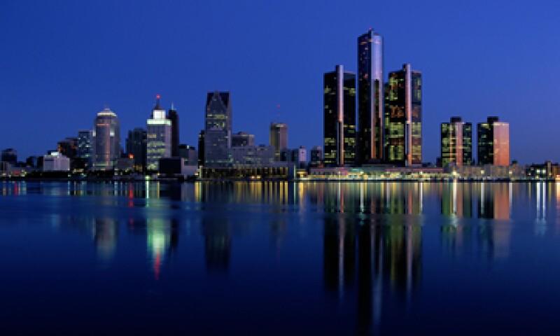 Detroit enfrenta un déficit presupuestal de 327 millones de dólares en este año fiscal. (Foto: Getty Images)