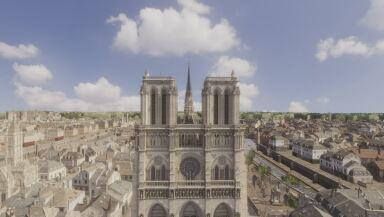 Un videojuego como clave para mantener viva la experiencia de  Notre Dame.
