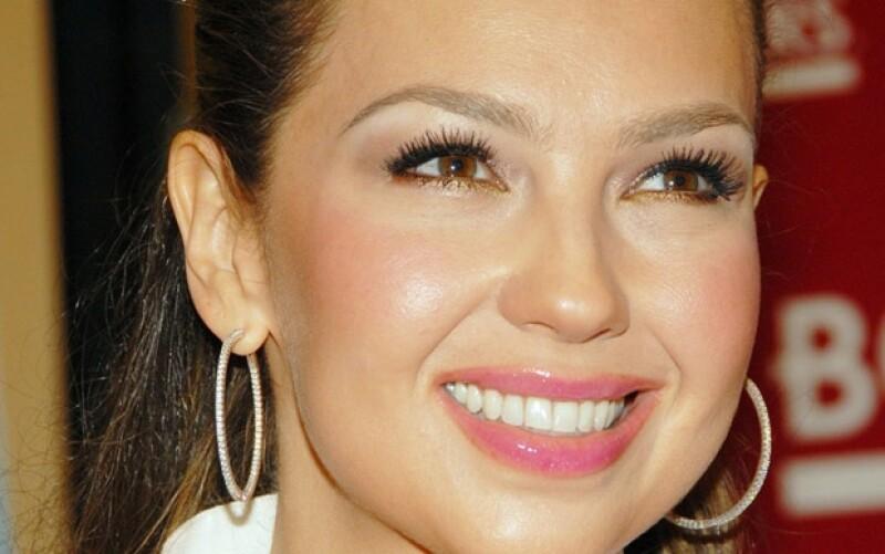 Image result for Thalía ojos