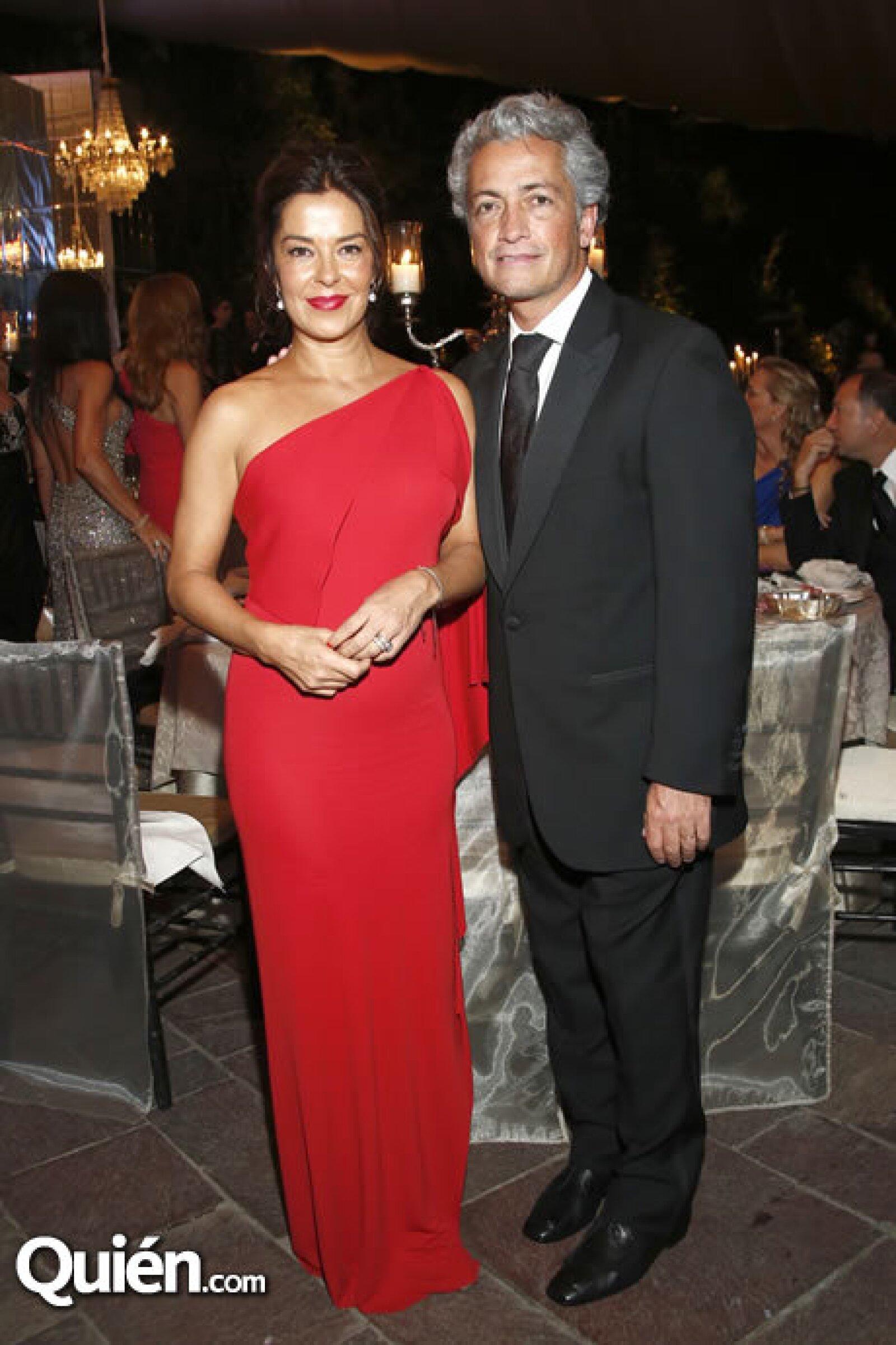Karen y Arturo Velasco
