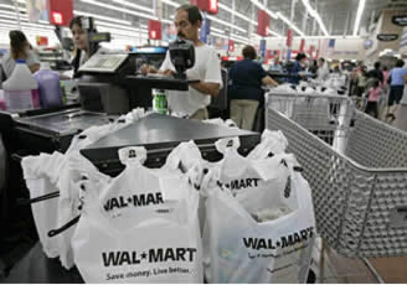 Las Pymes deben contar con una propuesta competitiva y diferenciadora para insertar sus productos en Walmart de México.  (Foto: AP )